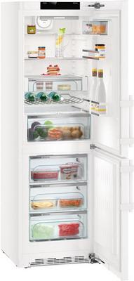 Двухкамерный холодильник Liebherr CNP 4358 двухкамерный холодильник liebherr cnp 4758