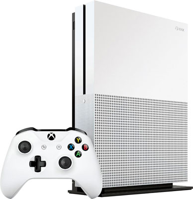 Фото - Игровая приставка Microsoft Xbox One S 500 ГБ+Minecraft (ZQ9-00048) электронная версия для xbox microsoft minecraft