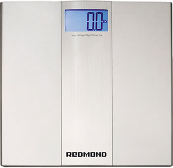Весы напольные Redmond RS-710 (серебро) redmond rs 710 silver