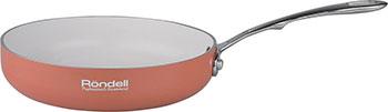 Сковорода Rondell RDA-524 Terrakotte сковорода б кр rda 523 terrakotte 20 см штампованный алюминий руч нерж сталь rondell