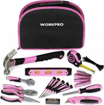 где купить Набор инструментов WORKPRO W 009012 LADY по лучшей цене