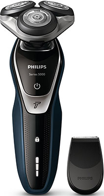 Электробритва Philips S 5310/06 series 5000 черная бритва philips s 5310