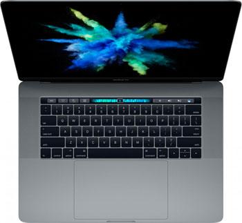 Ноутбук Apple MacBook Pro 15 with Retina display Mid 2017 (MPTU2RU/A) серебристый