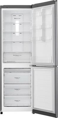 Двухкамерный холодильник LG GA-B 429 SLUZ холодильник с морозильной камерой lg ga b489ymqz
