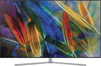 QLED телевизор Samsung QE-49 Q7FAMUXRU greys qe 005
