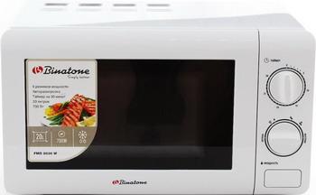 Микроволновая печь - СВЧ Binatone FMO 2030 W leran fmo 2030 w
