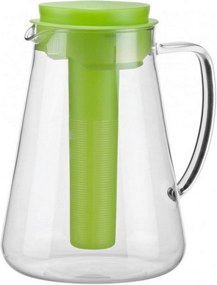 Кувшин Tescoma TEO зеленый 646628.25 кувшин для холодильника tescoma teo с крышкой цвет прозрачный белый 1 л
