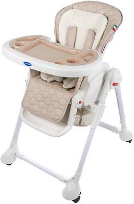 Стульчик для кормления Sweet Baby Luxor Classic Beige стульчик для кормления sweet baby royal classic lilla 381544