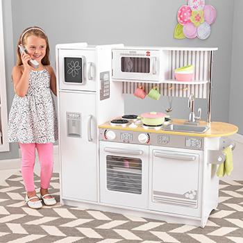 Набор кухня KidKraft 53364_KE ''Аптаун'' kidkraft принцесса