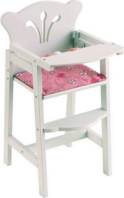 Кукольный стульчик для кормления KidKraft 61101_KE pituso стульчик для кормления bonito дружок попугай pituso белый