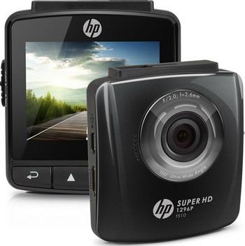 Автомобильный видеорегистратор HP F 510 цена 2017