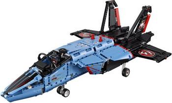Конструктор Lego TECHNIC Сверхзвуковой истребитель 42066 8293 конструктор lego technic мотор power functions 10 элементов 8293