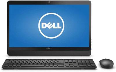 Моноблок Dell Inspiron 3264-9883 черный ноутбук dell inspiron 5567 5567 1998 5567 1998