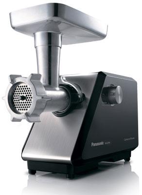 Мясорубка Panasonic MK-ZJ 2700 KTQ мясорубка panasonic mk g1800pwtq