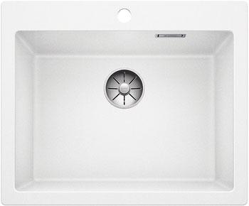 Кухонная мойка BLANCO PLEON 6 белый 521683 кухонная мойка ukinox stm 800 600 20 6