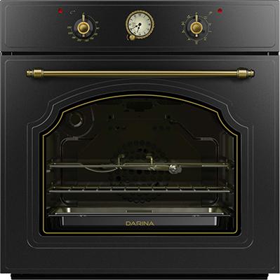 Встраиваемый электрический духовой шкаф Darina 1U8 BDE 111 705 At электрический духовой шкаф darina 1u8 bde 111 707 at