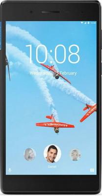 Планшет Lenovo Tab 4 TB-7504 X 16 Gb (ZA 380040 RU) черный планшет lenovo tab 4 tb 7504x mt8735b 1 3 4c ram2gb rom16gb 7 ips 1280x720 3g 4g android 7 0 белы