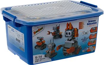 Электронный конструктор BanBao 6917 Ультразвуковые роботы 1CSC 20003514