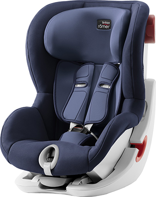 Автокресло Britax Roemer King II Moonlight Blue Trendline 2000027842