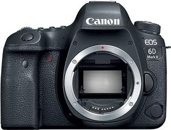 цена на Цифровой фотоаппарат Canon EOS 6D Mark II Body черный