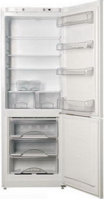 цена на Двухкамерный холодильник ATLANT ХМ 6221-000