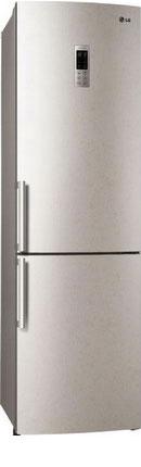 Двухкамерный холодильник LG GA-B 489 YEQZ двухкамерный холодильник lg ga b 489 zvck