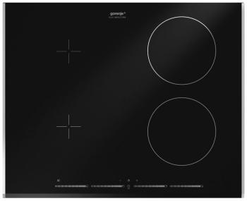Встраиваемая электрическая варочная панель Gorenje + GIS 66 XC integrated gis