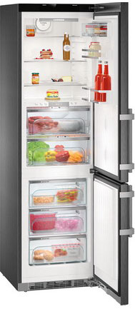 Двухкамерный холодильник Liebherr CBNPbs 4858 двухкамерный холодильник liebherr cnp 4758