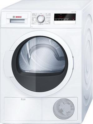 Сушильная машина Bosch WTH 85200 OE сушильная машина bosch wth83000oe