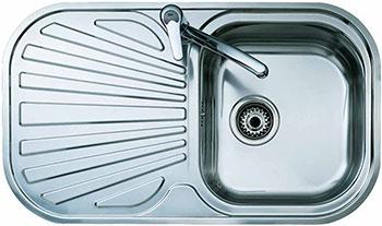 Кухонная мойка Teka STYLO 1 B 1D Lux мойка кухонная teka stylo 1b полировка 10107026
