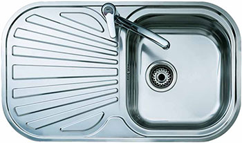 Кухонная мойка Teka STYLO 1 B 1D Lux мойка кухонная teka classic 1b 1d микротекстура 10119057