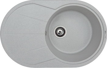 Кухонная мойка Zigmund amp Shtain KREIS OV 770 B млечный путь