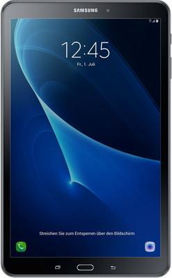 Планшет Samsung Galaxy Tab A 10.1 LTE SM-T 585 N черный планшет samsung galaxy tab a 8 0 sm t355 16gb lte черный sm t355nzkaser