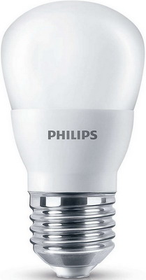 Лампа Philips LEDBulb 4-40 W E 27 3000 K 230 V P 45 цена
