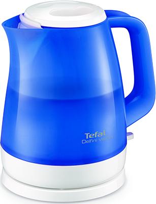 Чайник электрический Tefal KO 1514 30 Delphini transparent tefal k 0910204 talent