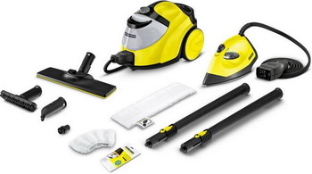 Пароочиститель Karcher SC 5 EasyFix Iron Kit (1.512-533.0) karcher karcher si 4 iron kit желтый