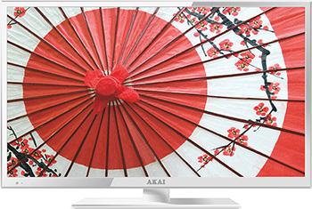 LED телевизор Akai LEA-24 B 53 W led телевизор akai lea 39v51p