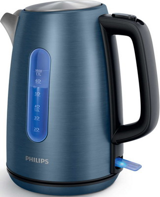 Чайник электрический Philips HD 9358/11 Viva Collection philips hr1863 00 viva collection