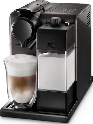 Кофемашина капсульная DeLonghi EN 550.BM Lattissima Touch Nespresso delonghi en 550 white