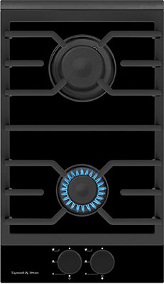 Фото Встраиваемая газовая варочная панель Zigmund amp Shtain MN 135.31 B
