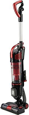 Пылесос аккумуляторный Kitfort КТ-521-1 красно-черный ручной пылесос handstick kitfort кт 517 1 120вт красный черный
