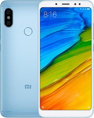 Мобильный телефон Xiaomi Redmi Note 5 4/64 Gb Blue мобильный телефон samsung galaxy note 8 64 gb черный