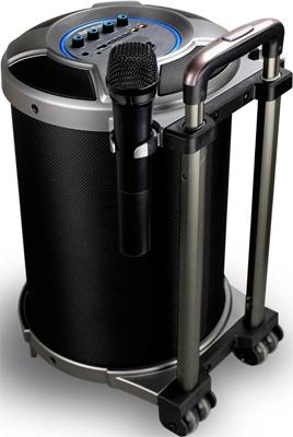 Музыкальный центр Hyundai H-MC 100 черный минисистема hyundai h pcd100 black silver