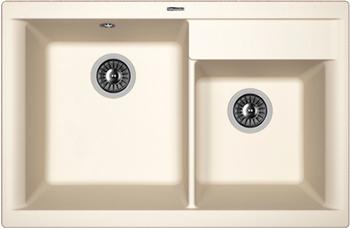 Кухонная мойка Florentina Касси 780 780х510 жасмин FS кухонная мойка florentina касси 780 780х510 антрацит fsm