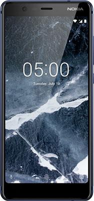 Мобильный телефон 5.1 Dual Sim синий