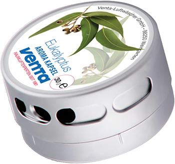 Ароматическая капсула Venta эвкалиптовый аромат LPH 60/LW 60 T/LW 62 мойка воздуха venta lw 62 wifi белый