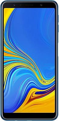 Смартфон Samsung Galaxy A7 (2018) SM-A 750 синий