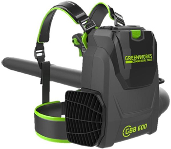 Воздуходув Greenworks GC 82 BPB без АКБ и ЗУ 2402507 воздуходув аккумуляторный greenworks g max g40bl 40 в без акб и зу 24107