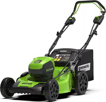 Колесная газонокосилка Greenworks GD 60 LM 51 HPK4 2502707 UB