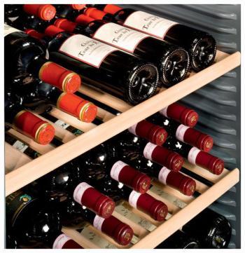 Полка для бутылок Liebherr деревянная для хранения вина (7112113)